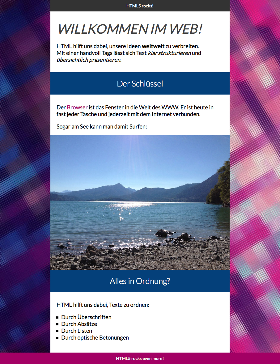 Webfonts & more - MKD goes web